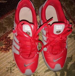 Nike Shox 5.5Y
